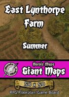 Heroic Maps - Giant Maps: East Lynthorpe Farm Summer
