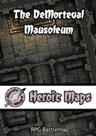 Heroic Maps - The DeMorteval Mausoleum
