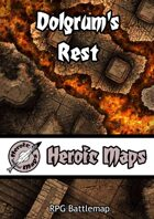 Heroic Maps - Dolgrum's Rest