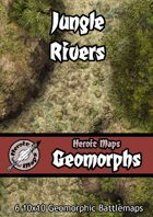 Heroic Maps - Geomorphs: Jungle Rivers
