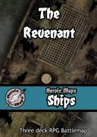 Heroic Maps - Ships: The Revenant