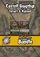 Heroic Maps - Castell Gwythyr [BUNDLE]