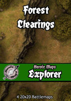 Heroic Maps - Explorer: Forest Clearings