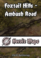 Heroic Maps - Foxtail Hills: Ambush Road
