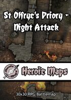 Heroic Maps - St Olfryc's Priory: Night Attack