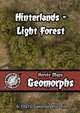 Heroic Maps - Geomorphs: Hinterlands Light Forest