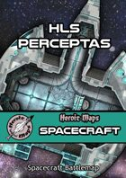 Heroic Maps - Spacecraft: HLS Perceptas