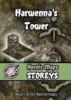 Heroic Maps - Storeys: Harwenna's Tower