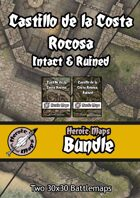 Heroic Maps - Castillo de la Costa Rocosa [BUNDLE]