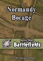 Heroic Maps - Battlefields: Normandy Bocage
