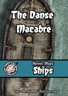 Heroic Maps - Ships: The Danse Macabre