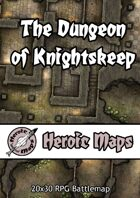 Heroic Maps - The Dungeon of Knightskeep