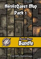 Heroic Maps - HeroicQuest Map Pack 1 [BUNDLE]