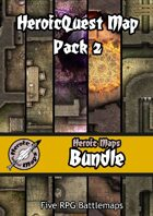 Heroic Maps - HeroicQuest Map Pack 2 [BUNDLE]