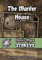 Heroic Maps - Storeys: The Murder House