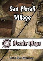 Heroic Maps - San Florali Village