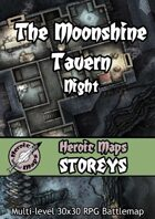 Heroic Maps - Storeys: The Moonshine Tavern (Night)