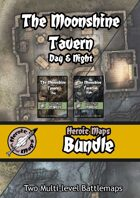 Heroic Maps - The Moonshine Tavern [BUNDLE]