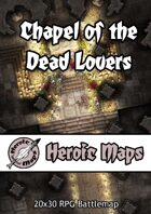 Heroic Maps - Chapel of the Dead Lovers