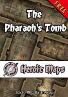 Heroic Maps - The Pharaoh's Tomb