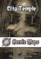 Heroic Maps - City Temple