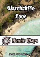 Heroic Maps - Watchcliffe Cove