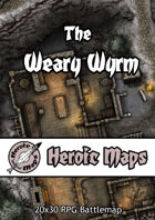 Heroic Maps - The Weary Wyrm