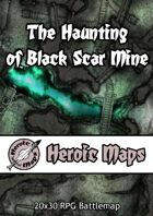 Heroic Maps - The Haunting of Black Scar Mine