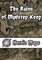Heroic Maps - The Ruins of Mydstep Keep