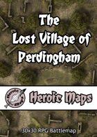 Heroic Maps - The Lost Village of Perdingham