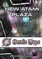 Heroic Maps - New Atami Plaza