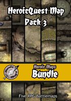 Heroic Maps - HeroicQuest Map Pack 3 [BUNDLE]