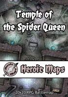 Heroic Maps - The Temple of the Spider Queen