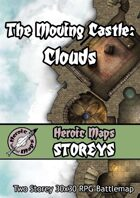 Heroic Maps - Storeys: The Moving Castle - Clouds