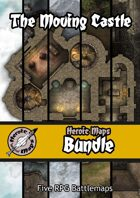 Heroic Maps - The Moving Castle [BUNDLE]
