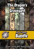 Heroic Maps - The Dragon's Graveyard [BUNDLE]