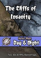 Heroic Maps - Day & Night: The Cliffs of Insanity
