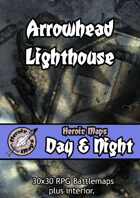 Heroic Maps - Day & Night: Arrowhead Lighthouse