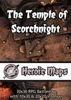 Heroic Maps - The Temple of Scorchnight