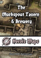Heroic Maps - The Muckspout Tavern & Brewery