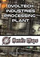 Heroic Maps - Dvoltech Industries Processing Plant