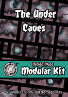 Heroic Maps - Modular Kit: The Under Caves