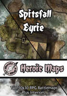 Heroic Maps - Spitsfall Eyrie