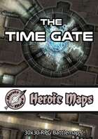 Heroic Maps - The Time Gate