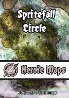 Heroic Maps - Spritefall Circle