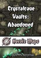 Heroic Maps - Spindlecave River: Crystalcave Vaults - Abandoned