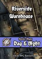 Heroic Maps - Day & Night: Riverside Warehouse