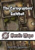 Heroic Maps - The Cartographers' Guildhall