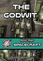 Heroic Maps - Spacecraft: The Godwit
