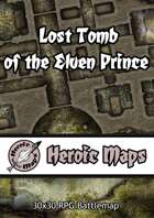 Heroic Maps - Lost Tomb of the Elven Prince